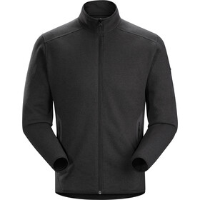 Arc'teryx Covert Cardigan Hombre, black heather